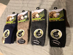 Unisex Possum Merino Low Compression Comfort Top Socks - 3 sizes & 4 Colours!