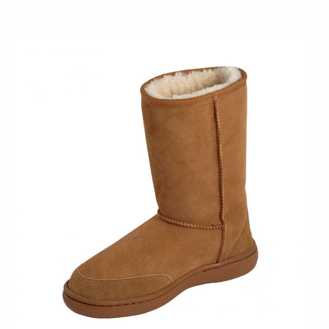OUR FAVOURITE!  MALIBU Premium Sheepskin Mid Boots Ladies 6-11 / Mens 7-10  2 COLOURS - Mi Woollies