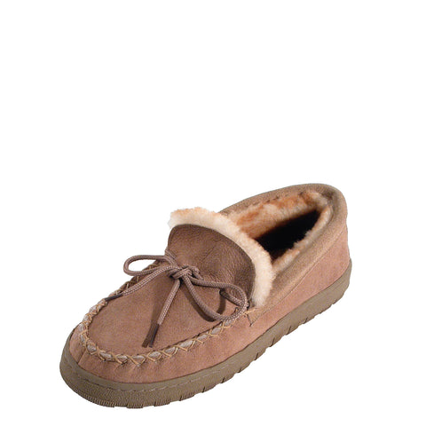 Moccasins Twin Faced Sheepskin Luxurious - Unisex - Mi Woollies