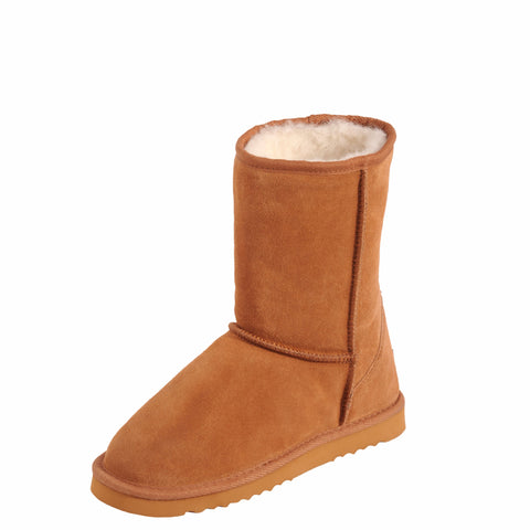 NZ Ugg PUNGA Short/Mid Boot 3 COLOURS! -  MI WOOLLIES