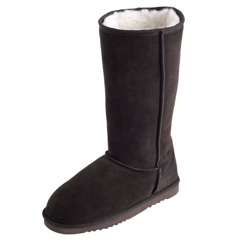 NZ UGG Punga Tall Boot - Mi Woollies - Chocolate or Walnut