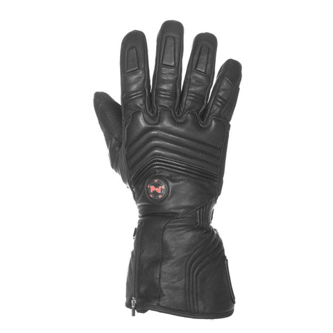 MOBILE WARMING Unisex Battery Heated BLIZZARD Full Leather Gloves Unisex with 12 Month Warranty