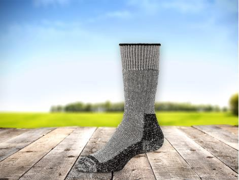 Norsewear GUMBOOT  Mens Socks  - Reinforced & Ultimate comfort NZ Made TOP SELLER!