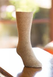 NOBLE WILDE- SOCKS - Unisex - Possum and Merino NZ Made!