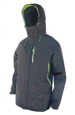 Kiwi Stuff / Moa Tech - PREMIUM 10,000 Waterproof Tech Jacket MENS Tane 2 COLOURS