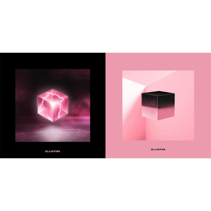 BLACKPINK (블랙핑크) 1ST MINI ALBUM - [SQUARE UP] - Eve Pink K-POP