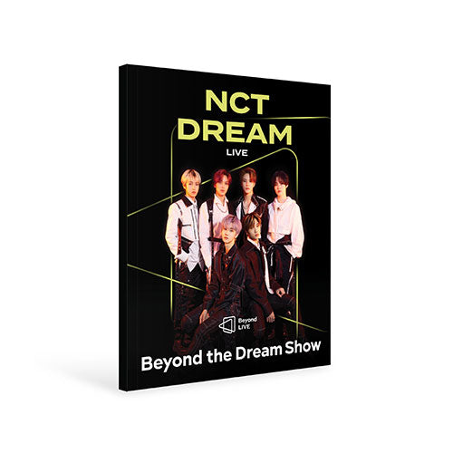 NCT DREAM (엔시티 드림) - Beyond LIVE BROCHURE NCT DREAM [Beyond the Dream Show]