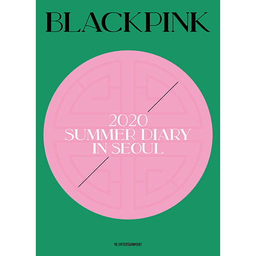 BLACKPINK (블랙핑크) - 2020 BLACKPINK'S SUMMER DIARY IN SEOUL (DVD)