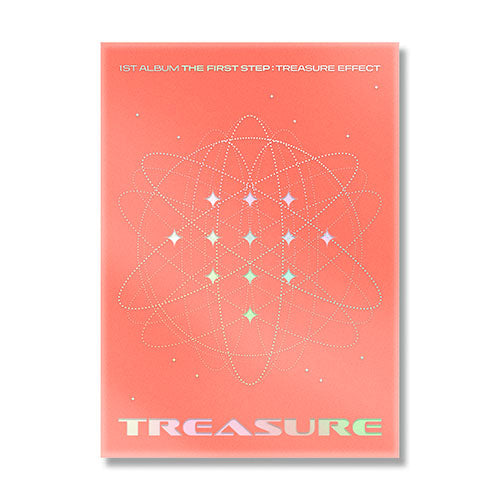 TREASURE (트레저) 1ST ALBUM - [THE FIRST STEP : TREASURE EFFECT]
