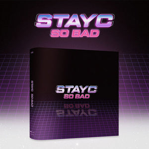 STAYC (스테이씨) - 1ST SINGLE ALBUM [Star To A Young Culture]