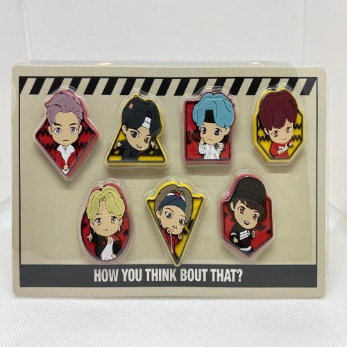 [BTS POP-UP SEOUL] BTS - 'TINYTAN' MAGNET SET