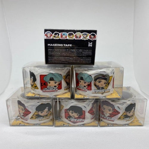 [BTS POP-UP SEOUL] BTS - 'TINYTAN' MASKING TAPE