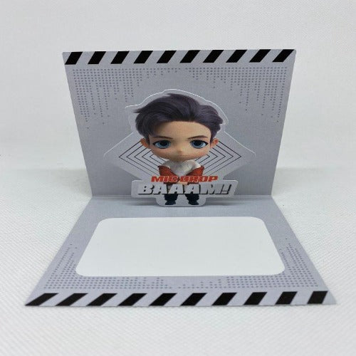 [BTS POP-UP SEOUL] BTS - 'TINYTAN' INDIVIDUAL POP-UP CARD