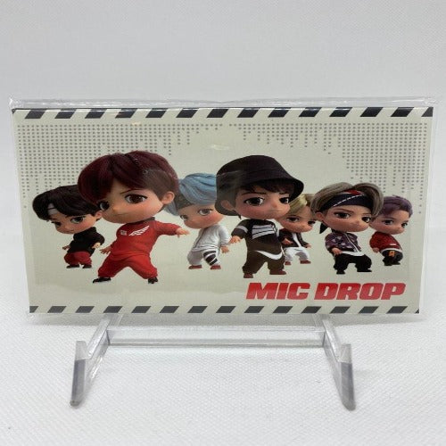 [BTS POP-UP SEOUL] BTS - 'MIC DROP' POSTCARD SET