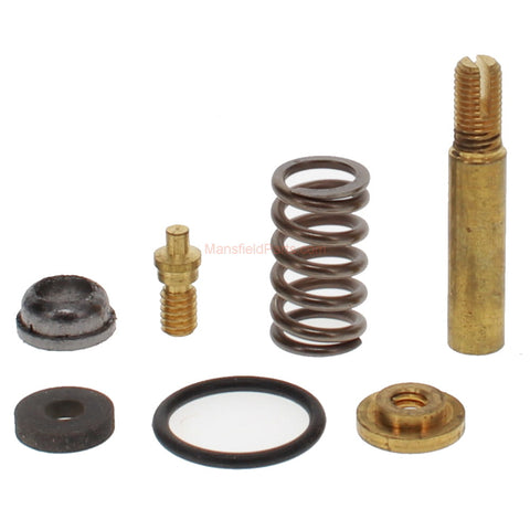 Mansfield 630-7966 Self Closing Valve Service Kit
