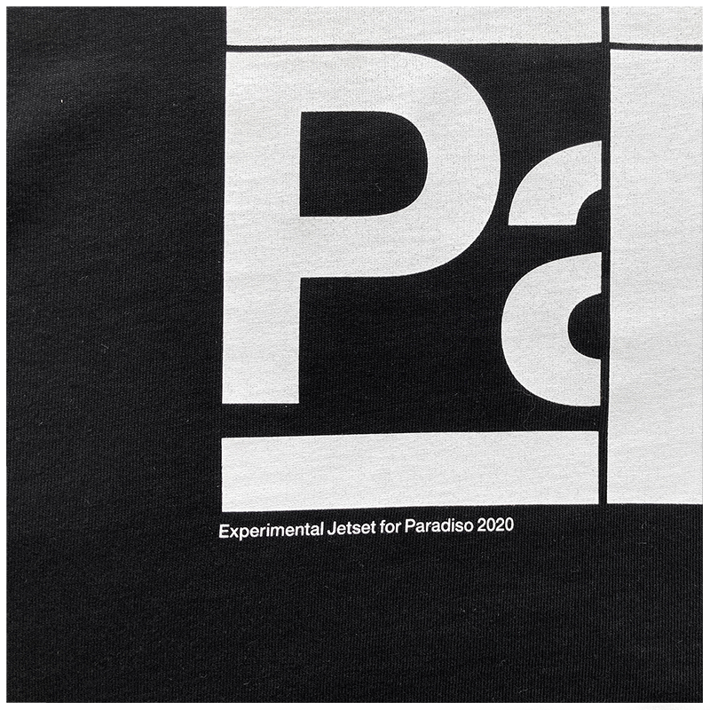 Experimental Jetset • Blow Up • T-shirt Black