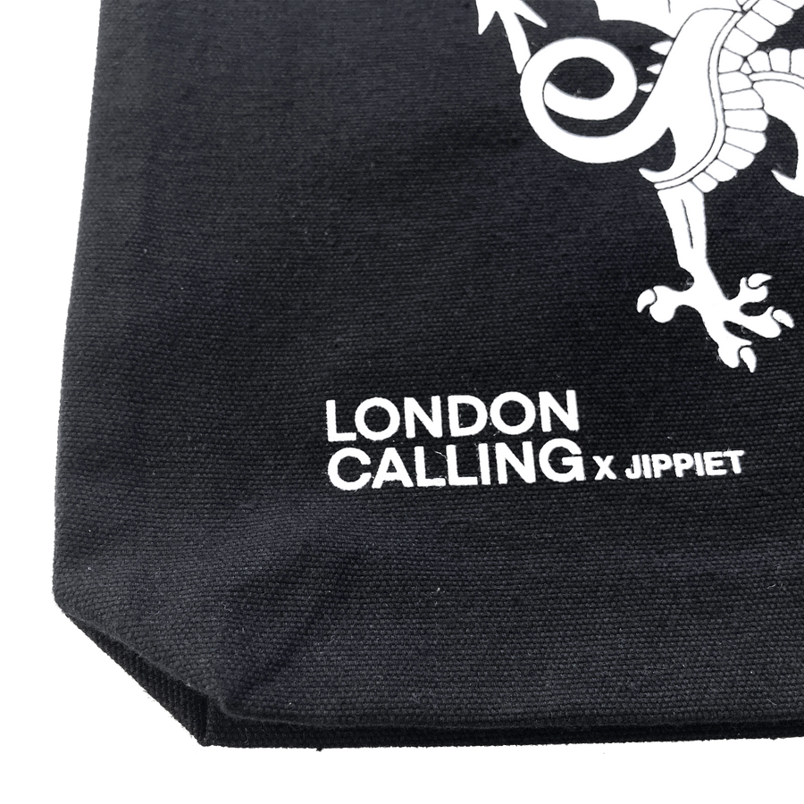 London Calling x Jip Piet • Tas