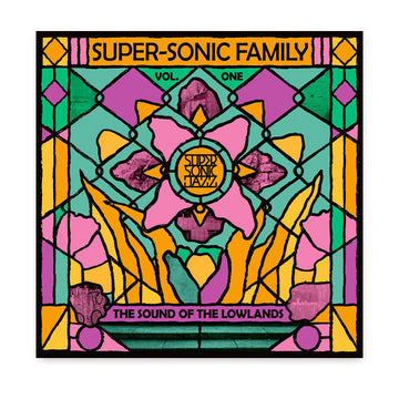 Super-Sonic Family Compilation Vol. 1 · 2x 12