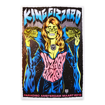 Poster King Gizzard & The Lizard Wizard
