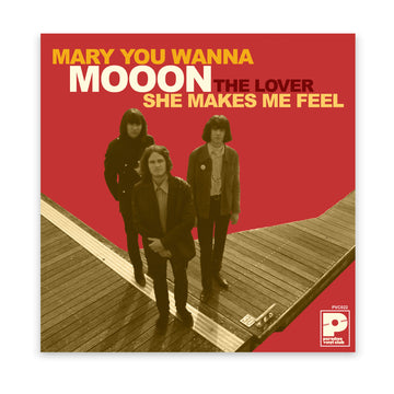 Mooon - Mary You Wanna