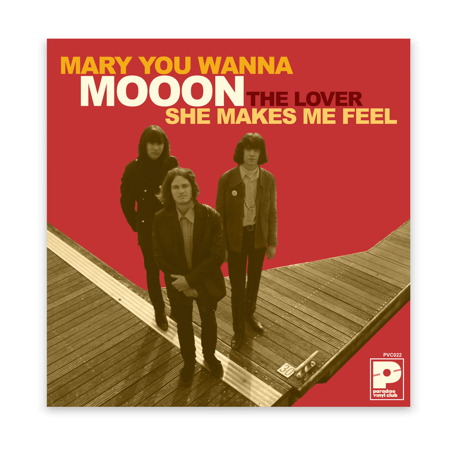 Mooon - Mary You Wanna / The Lover