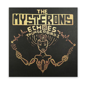 The Mysterons - Echoes / Thunderbird 1