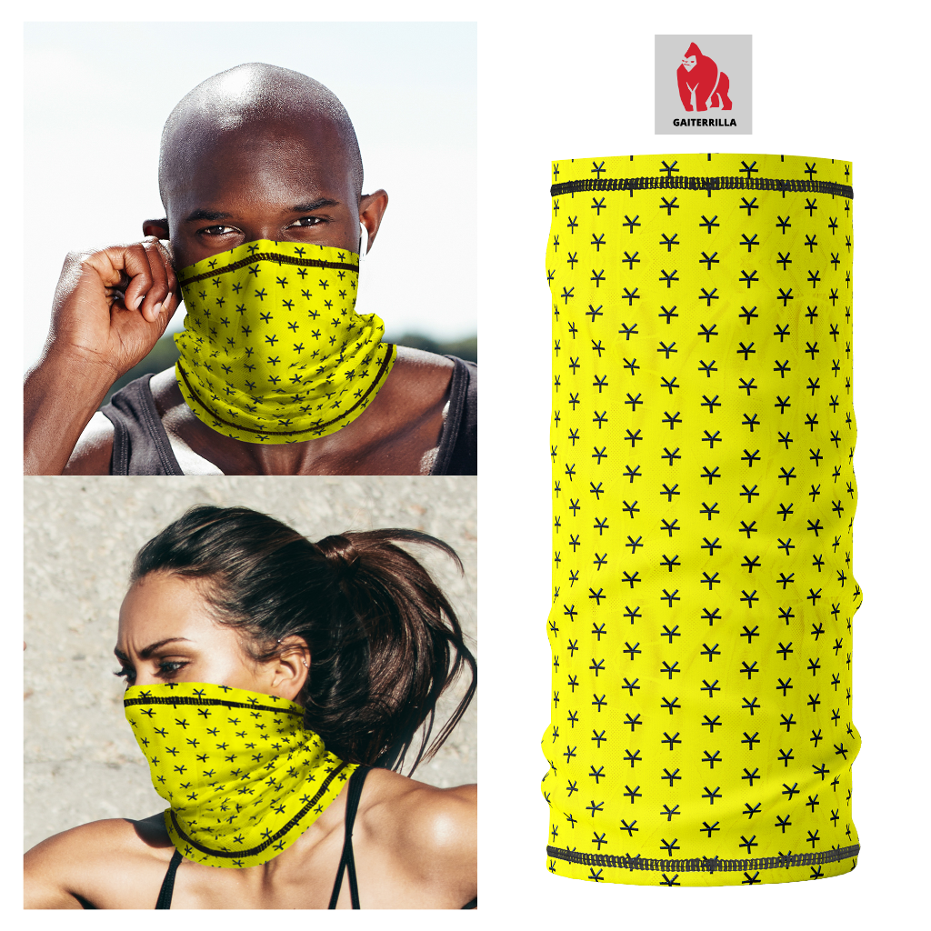 Adjustable Running Neck Gaiter