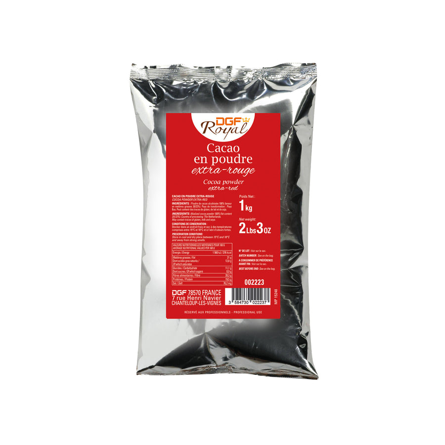 Cocoa Powder Extra Red 1kg