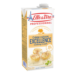 Excellence Cooking Cream 35% Fat 1ltr