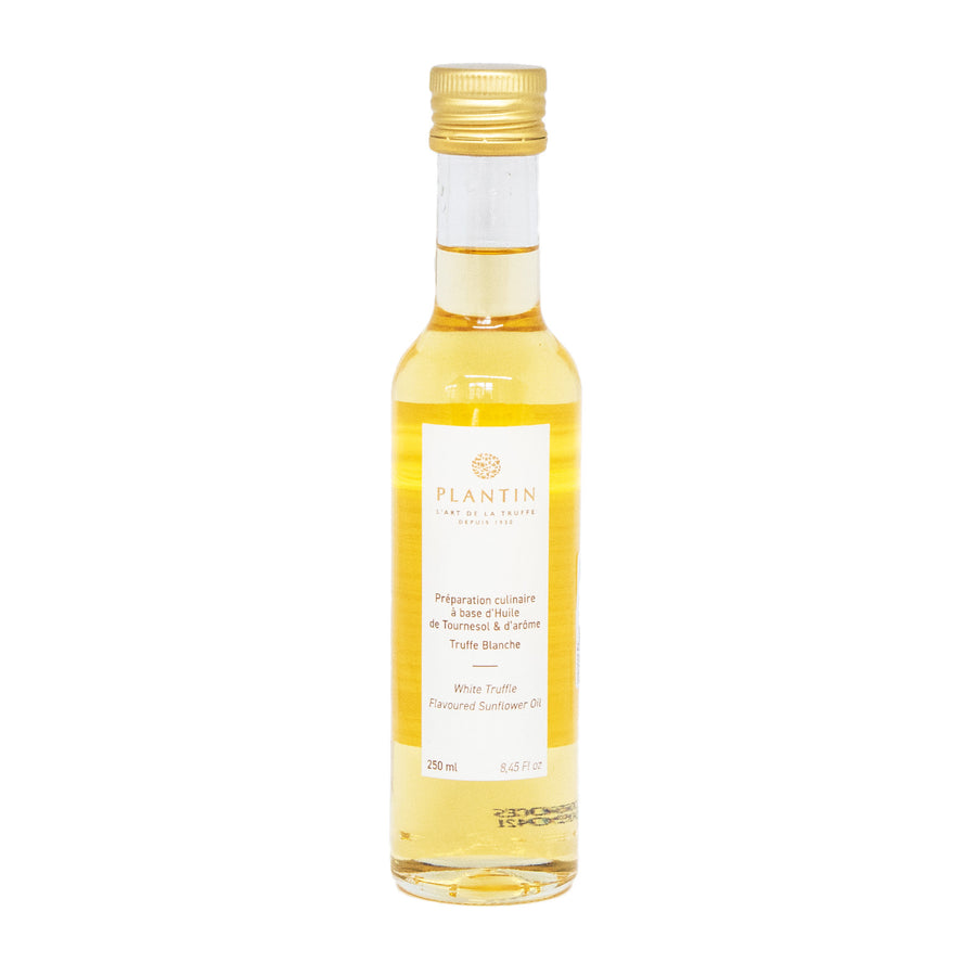 Oil Naturally Flavoured With White Truffles 250ml