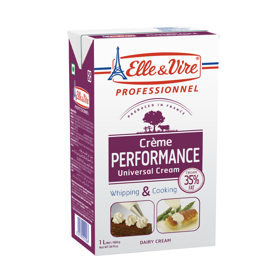 Performance Universal Cream 35% Fat 1ltr