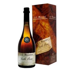 Eau De Vie Vieille Prune (Old Plum) 40% Alcohol 70cl