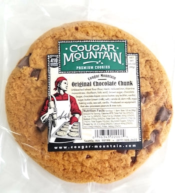 Cougar Mountain Cookies (2) - Seattle, WA (click for more flavors)