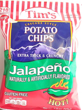 Load image into Gallery viewer, Tim's Cascade Potato Chips (2) - Algona, WA (Click for more flavors)