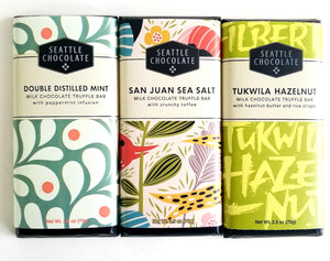 Seattle Chocolate Truffle Bars - Seattle, WA (Click for more flavors)