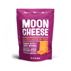 Moon Cheese 'Cheddar Bacon Me Crazy' - Ferndale, WA