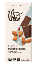 Load image into Gallery viewer, Theo Organic Chocolate Bar - Seattle, WA (Click for more flavors)