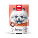 Snack Salmon & Fish Skin 100gr
