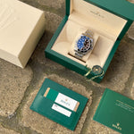 Rolex Submariner No Date 114060.