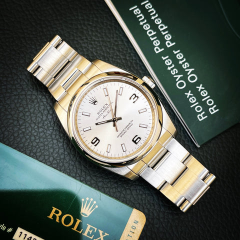 Rolex Oyster Perpetual 114200.