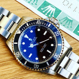 Rolex Submariner 14060 Tritium