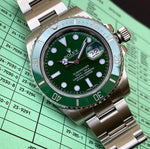 Rolex Submariner Date 116610LV.