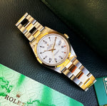 Rolex oyster Date 15203.