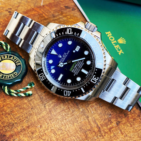 Rolex Sea-Dweller Deep Sea ref 116600.