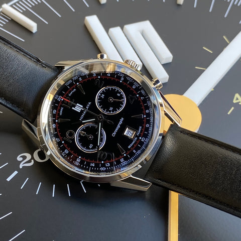 Lip - HIMALAYA 40 MM CHRONOGRAPHE