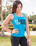 'Be You' Seamless TankTop - DSG Apparel  - Gym Apparel DSG Apparel  - Grind and Pray