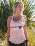 Flowy Racerback Tank - DSG Apparel Pressure Makes Tank - Gym Apparel DSG Apparel  - Grind and Pray
