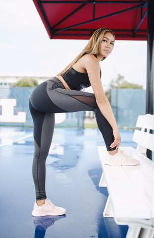 Sleek Sculpture Leggings - DSG Apparel  - Gym Apparel DSG Apparel  - Grind and Pray