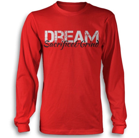 DSG Dri-fit Long Sleeve - DSG Apparel  - Gym Apparel DSG Apparel  - Grind and Pray