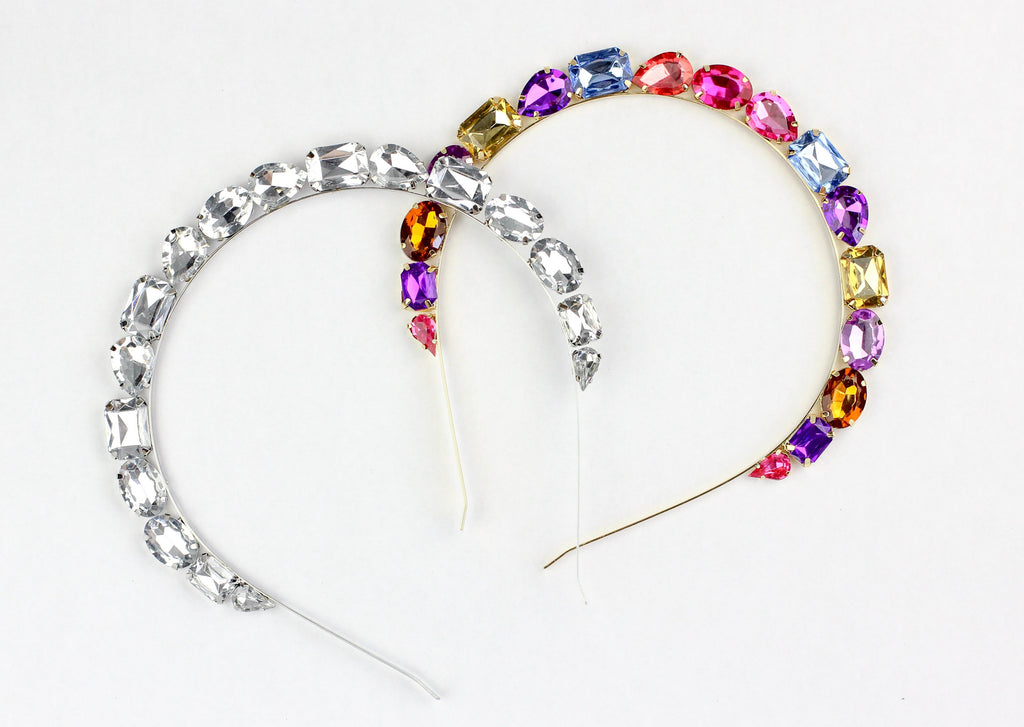 Gemstone Headband
